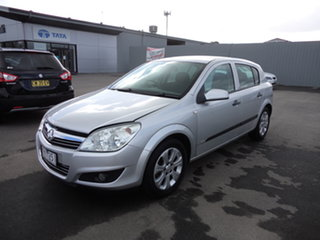 2008 Holden Astra AH MY08.5 60th Anniversary Acapulco Blue & Reflex Silver 4 Speed Automatic.