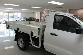 2021 Nissan Navara D23 SL Solid White 6 Speed Manual Cab Chassis