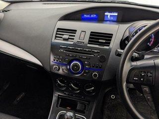 2010 Mazda 3 BL10F1 Neo Grey 6 Speed Manual Hatchback
