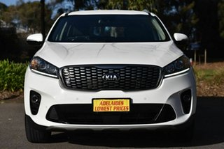 2018 Kia Sorento UM MY18 SI White 8 Speed Sports Automatic Wagon.