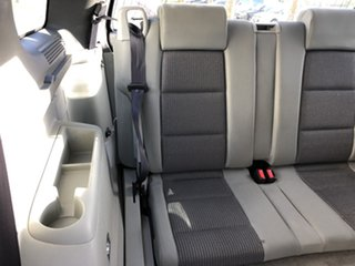 2009 Ford Territory SY TX Silver 4 Speed Sports Automatic Wagon