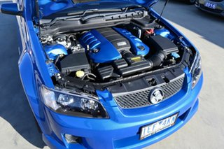 2009 Holden Commodore VE MY09.5 SS V Blue 6 Speed Sports Automatic Sedan