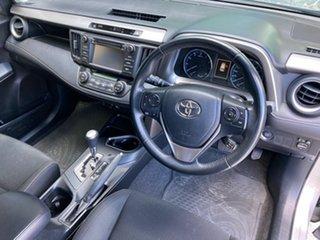 2017 Toyota RAV4 ASA44R MY17 GXL (4x4) Silver Sky 6 Speed Automatic Wagon.