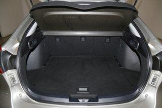 2015 Mitsubishi Lancer CJ MY15 GSR Sportback Silver 6 Speed Constant Variable Hatchback