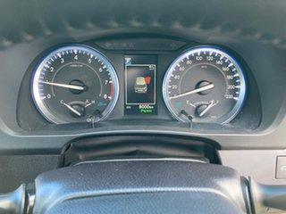 2019 Toyota Kluger GSU50R Grande 2WD Cosmos Blue 8 Speed Sports Automatic Wagon