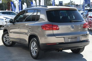 2012 Volkswagen Tiguan 5N MY12.5 103TDI DSG 4MOTION Gold 7 Speed Sports Automatic Dual Clutch Wagon.