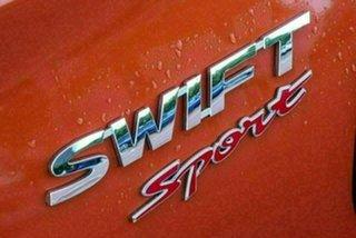 2020 Suzuki Swift AZ Series II Sport Orange 6 Speed Manual Hatchback