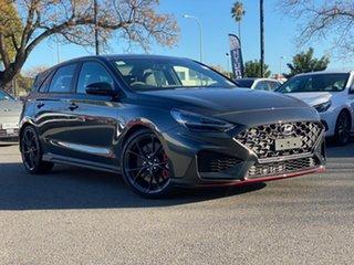 2021 Hyundai i30 Pde.v4 MY22 N Premium Dark Knight 6 Speed Manual Hatchback.