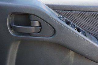 2014 Nissan Navara D40 S9 Silverline SE Black 6 Speed Manual Utility