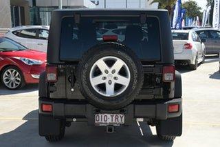 2013 Jeep Wrangler JK MY2014 Sport Black 6 Speed Manual Softtop