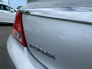 2013 Opel Insignia IN Select Silver 6 Speed Sports Automatic Sedan