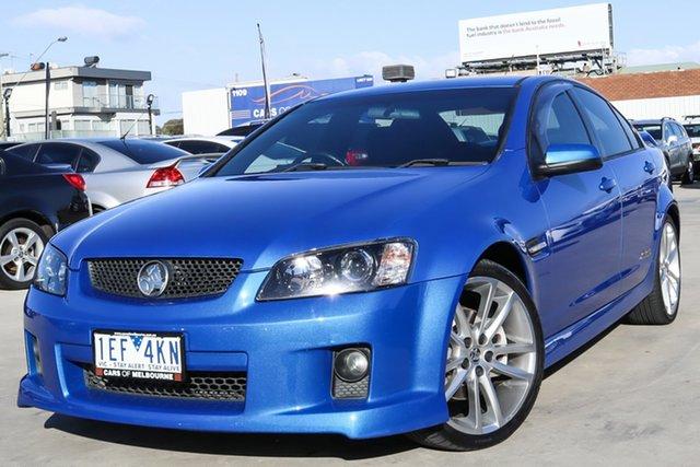 Used Holden Commodore VE MY09.5 SS V Coburg North, 2009 Holden Commodore VE MY09.5 SS V Blue 6 Speed Sports Automatic Sedan