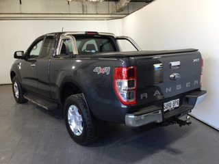 2017 Ford Ranger PX MkII XLT Super Cab Grey 6 Speed Sports Automatic Utility