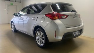2012 Toyota Corolla ZRE182R Ascent Sport Silver 7 Speed CVT Auto Sequential Hatchback