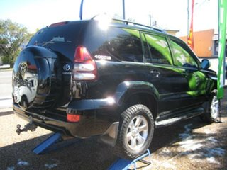 2006 Toyota Landcruiser Prado Black Automatic Wagon