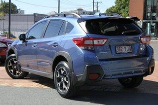 2018 Subaru XV G5X MY18 2.0i Premium Lineartronic AWD Quartz Blue 7 Speed Constant Variable Wagon.