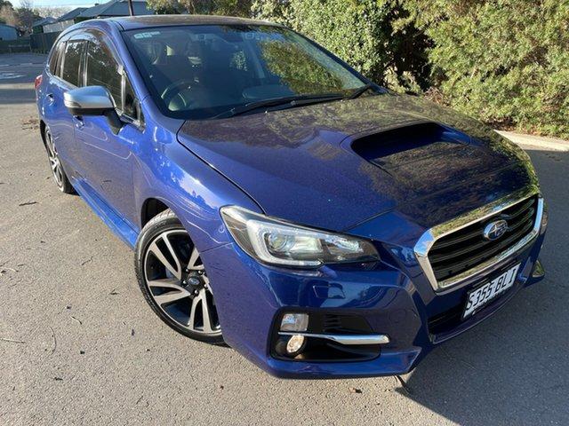 Used Subaru Levorg V1 MY17 2.0 GT-S CVT AWD Glenelg, 2016 Subaru Levorg V1 MY17 2.0 GT-S CVT AWD Blue 8 Speed Constant Variable Wagon