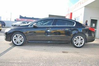 2013 Peugeot 508 Allure HDi Black 6 Speed Automatic Sedan.