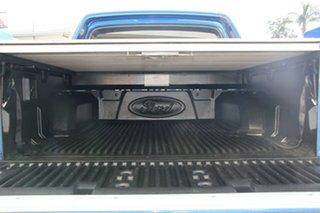 2009 Ford Ranger PK Wildtrak Crew Cab Blue 5 Speed Automatic Utility