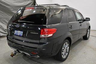 2014 Ford Territory SZ MkII Titanium Seq Sport Shift AWD Blue 6 Speed Sports Automatic Wagon