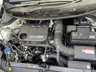 2020 Kia Rio YB MY20 GT-Line Clear White 7 Speed Auto Dual Clutch Hatchback