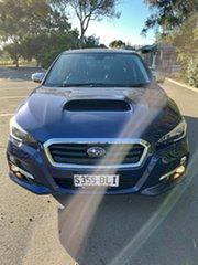 2016 Subaru Levorg V1 MY17 2.0 GT-S CVT AWD Blue 8 Speed Constant Variable Wagon.