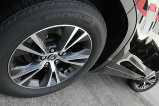 2019 Toyota Kluger GSU55R GX AWD Eclipse Black 8 Speed Sports Automatic Wagon.