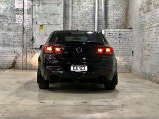 2016 Holden Commodore VF II MY16 SV6 Black 6 Speed Sports Automatic Sedan