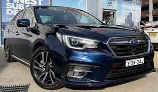 2020 Subaru Liberty MY20 3.6R AWD Dark Blue Continuous Variable Sedan.