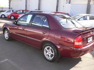 2003 Mazda 323 Protege 4 Speed Automatic Sedan.