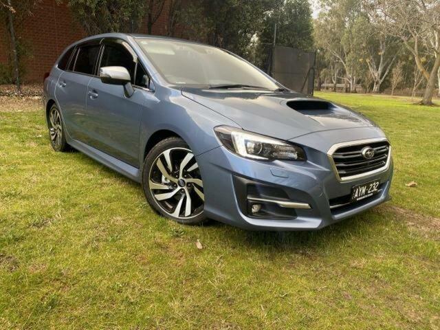 Used Subaru Levorg MY19 2.0 GT-S (AWD) Wangaratta, 2018 Subaru Levorg MY19 2.0 GT-S (AWD) Continuous Variable Wagon
