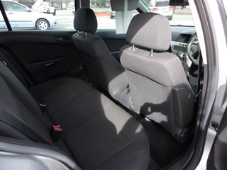 2008 Holden Astra AH MY08.5 60th Anniversary Acapulco Blue & Reflex Silver 4 Speed Automatic