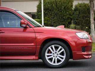 2005 Subaru Forester SG5 Cross Sport Red 4 Speed Automatic Wagon