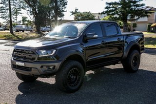 2019 Ford Ranger PX MkIII 2019.00MY Raptor Shadow Black 10 Speed Sports Automatic Double Cab Pick Up