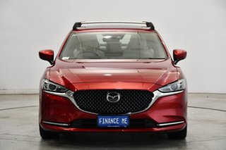 2019 Mazda 6 GL1032 Atenza SKYACTIV-Drive Soul Red 6 Speed Sports Automatic Sedan.