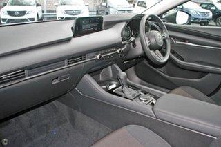 2021 Mazda 3 BP2S7A G20 SKYACTIV-Drive Pure Grey 6 Speed Sports Automatic Sedan
