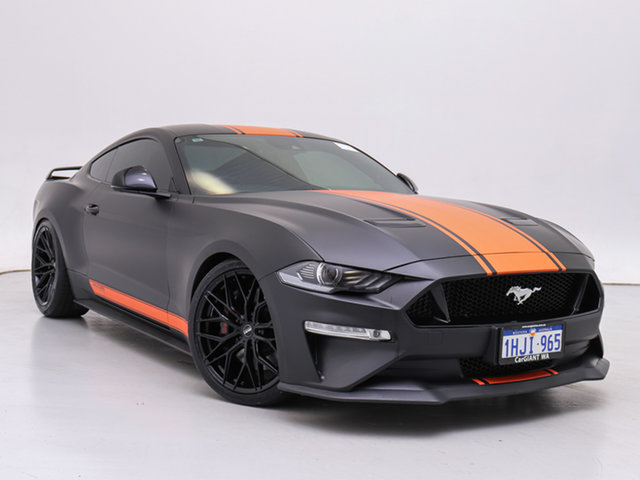 Used Ford Mustang FN Fastback GT 5.0 V8, 2019 Ford Mustang FN Fastback GT 5.0 V8 Grey 10 Speed Automatic Coupe