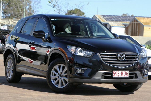 Used Mazda CX-5 KE1032 Maxx SKYACTIV-Drive AWD Sport Bundamba, 2015 Mazda CX-5 KE1032 Maxx SKYACTIV-Drive AWD Sport Black 6 Speed Sports Automatic Wagon