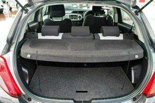 2014 Toyota Yaris NCP130R YR Grey 4 Speed Automatic Hatchback
