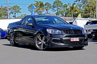 2015 Holden Special Vehicles Maloo Gen-F2 MY16 R8 LSA Black 6 Speed Sports Automatic Utility.