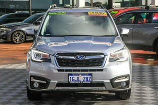 2017 Subaru Forester S4 MY17 2.0D-S CVT AWD Silver 7 Speed Constant Variable Wagon