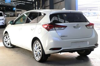 2017 Toyota Corolla ZRE182R MY15 Ascent Sport Crystal Pearl 7 Speed CVT Auto Sequential Hatchback.