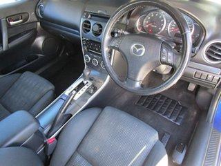 2006 Mazda 6 GG1032 Classic Blue 5 Speed Sports Automatic Sedan