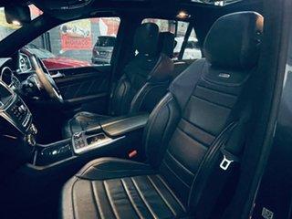 2014 Mercedes-Benz M-Class W166 MY805 ML63 AMG SPEEDSHIFT DCT Grey 7 Speed