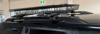 2018 Toyota Landcruiser Prado GDJ150R GXL Black 6 Speed Sports Automatic Wagon