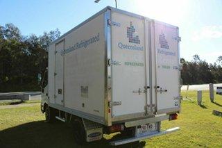 2014 Hino 300 SERIES 616 White Truck 4.0l