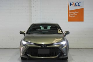 2018 Toyota Corolla Mzea12R Ascent Sport Bronze 10 Speed Constant Variable Hatchback.