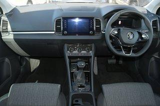 2021 Skoda Karoq NU MY21 110TSI FWD Quartz Grey 8 Speed Automatic Wagon.