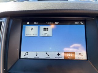 2017 Ford Ranger Frozen White 6 Speed Automatic Utility