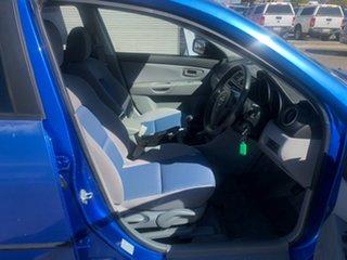 2005 Mazda 3 BK10F1 Neo Blue 5 Speed Manual Sedan.